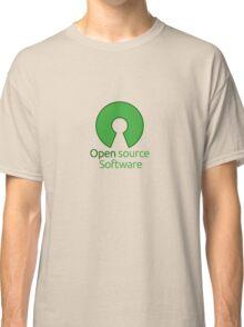 open source software Classic T-Shirt