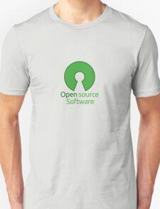 open source software Unisex T-Shirt