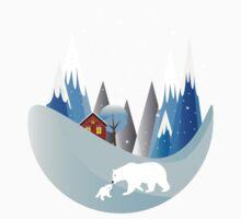 Snowing Boubble Kids Clothes