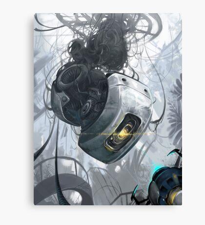 GLaDOS Canvas Print