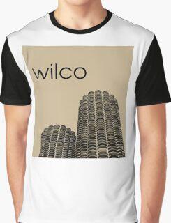 Wilco Graphic T-Shirt