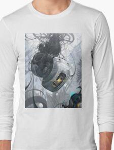 GLaDOS Long Sleeve T-Shirt