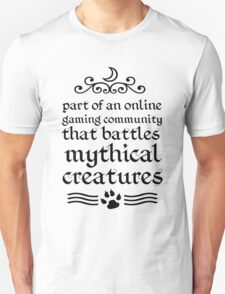 Mythical Creatures T-Shirt