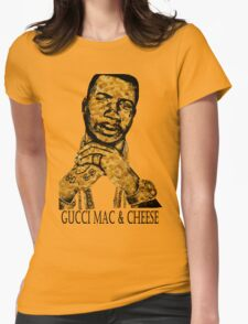 Gucci Mac & Cheese Womens Fitted T-Shirt