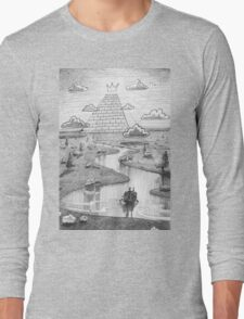 the River of Life  Long Sleeve T-Shirt