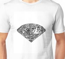 Can't Stop Thinking of Your Diamond Mind  Unisex T-Shirt