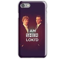 Sher Loki'd II iPhone Case/Skin