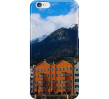 That time in Innsbruck iPhone Case/Skin