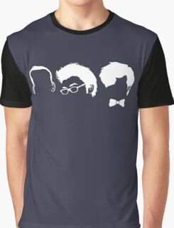 Three Doctors Graphic T-Shirt