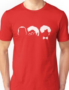 Three Doctors Unisex T-Shirt