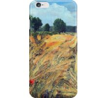 Field of Barley iPhone Case/Skin