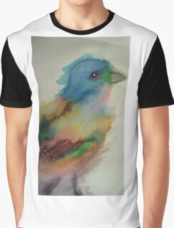 Exotic bird Graphic T-Shirt
