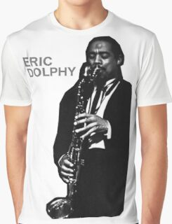 Eric Dolphy T-Shirt Graphic T-Shirt