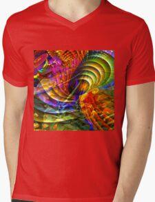 Voyage Mens V-Neck T-Shirt