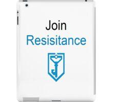 Ingress Resistance iPad Case/Skin