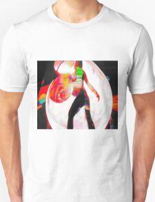 Graffiti Lightpainting Unisex T-Shirt