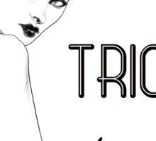 Tricks Sticker