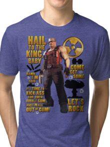 Duke Nukem Tri-blend T-Shirt