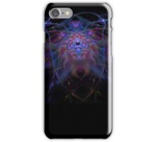 Otherwordly Lavender Insect iPhone Case/Skin
