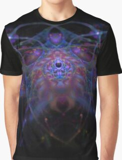 Otherwordly Lavender Insect Graphic T-Shirt