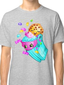 Shopkins basket 3 Classic T-Shirt