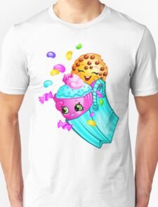 Shopkins basket 3 T-Shirt