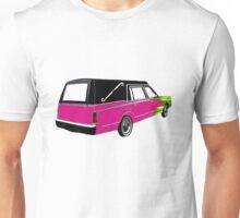 Pink Hearse Unisex T-Shirt