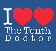 I Heart Heart The Tenth Doctor by lg-02
