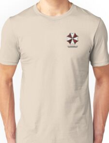Umbrella Corporation Apparel Hoodie, T-Shirt, or Sticker Unisex T-Shirt