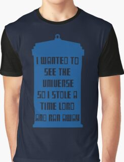 See the Universe Graphic T-Shirt