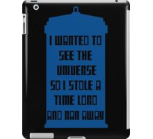 See the Universe iPad Case/Skin