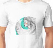 Train of waves. Unisex T-Shirt
