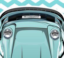 Rauh Welt begriff - Porsche Sticker