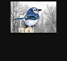Blue Jay Drawing Unisex T-Shirt