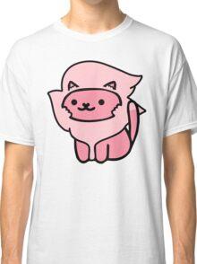 Lion from Steven Universe as a Neko Atsume! Classic T-Shirt