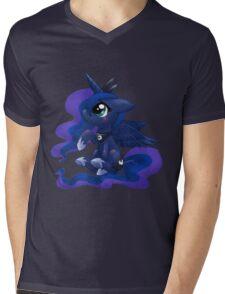 Princess Luna! Mens V-Neck T-Shirt