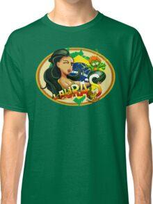 Laura's Fresh Fruit Store ( Laura Street Fighter V ) Classic T-Shirt