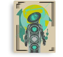 Conquest : Foreign Time Traveler : 2 Canvas Print