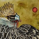 phillipines eagle by resonanteye