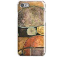 Les Pierres Jamatres (granite landscape in France) iPhone Case/Skin
