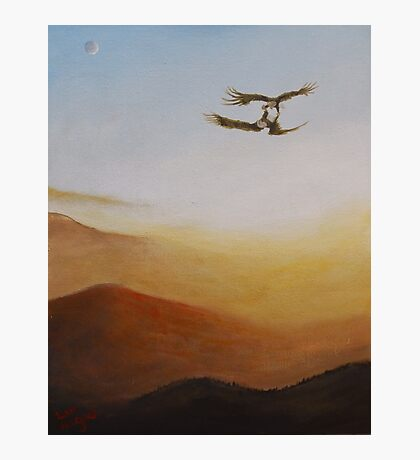Talon Lock Photographic Print