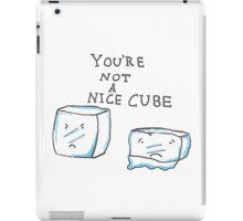 mean cube iPad Case/Skin