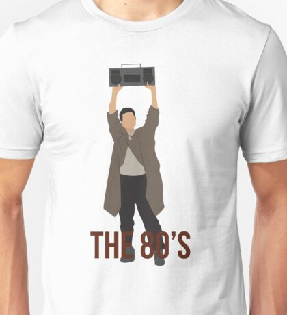 Say Anything - Famous Boombox Scene Unisex T-Shirt