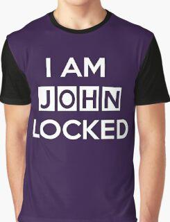 Johnlocked Graphic T-Shirt