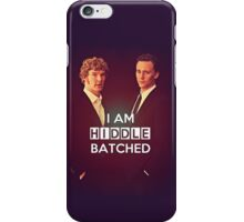 Hiddlebatched iPhone Case/Skin