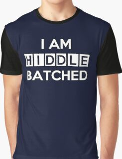 Hiddlebatched Graphic T-Shirt