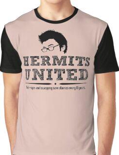 Hermits United Graphic T-Shirt