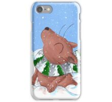 Winter's Here to Stay! iPhone Case/Skin