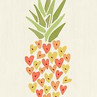 My Pineapple Valentine by vitapi