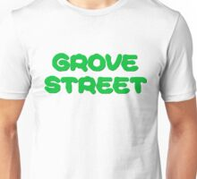 GTA San Andreas Game PC XBOX Playstation Grove Street Quotes CJ Unisex T-Shirt